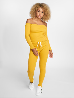 Joliko Спортивные костюмы Eletta  желтый