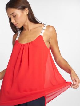 Joliko Hihattomat paidat Flower punainen