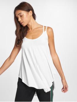 Joliko Hihattomat paidat Lazy valkoinen
