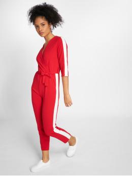 Joliko jumpsuit Lazy rood