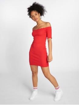 Joliko jurk Ripp rood