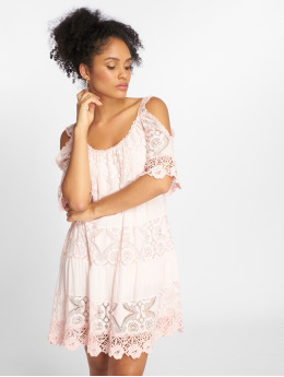 Joliko jurk Tunic rose