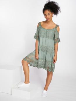 Joliko Kleid Tunic khaki