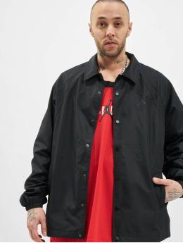 Jordan Зимняя куртка Jsw Wings черный