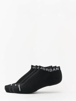 Jordan Носки Jumpman No Show  черный