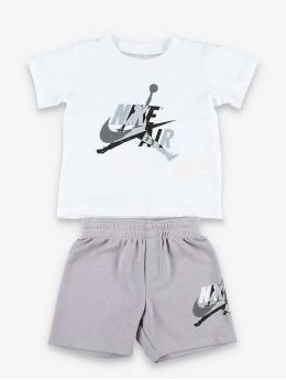 Jordan Спортивные костюмы Jumpman Classic S/S серый