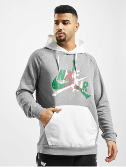 Jordan Толстовка Jumpman Classics LTWT Fleece серый