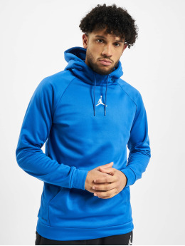 Jordan Толстовка 23 Alpha Therma Fleece синий