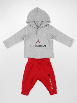 Jordan Anzug Multi-Hit rot
