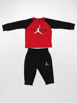Jordan Anzug Premium Jersey Raglan schwarz