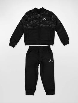 Jordan Anzug Colorblock Tricot schwarz