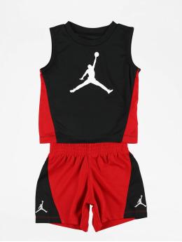 Jordan Anzug Authentic Triangle schwarz