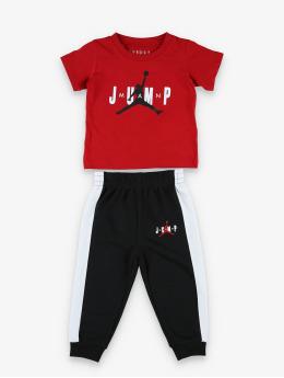 Jordan Kinder Anzug Mj Dfct S/S in schwarz