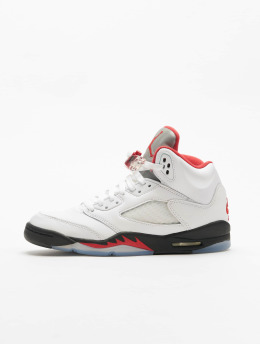 Jordan Baskets Air Jordan 5 Retro (GS) blanc