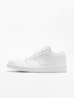 Jordan Baskets 1 Low blanc