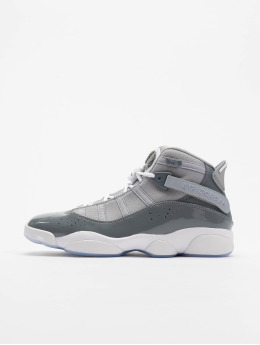 Jordan Baskets 6 Rings gris