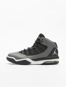 Jordan Baskets Max Aura gris