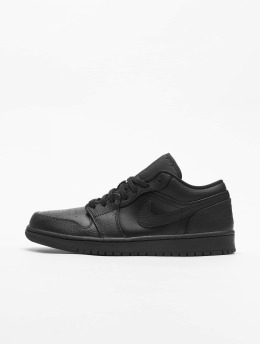 Jordan Baskets 1 Low noir