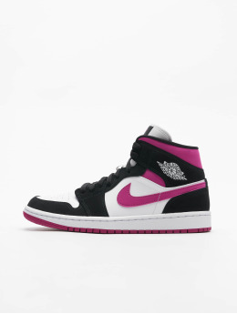 Jordan Baskets Air Jordan 1 Mid  noir