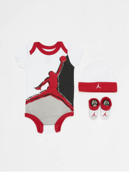 Jordan Body Painted Jumpman bianco