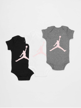 Jordan Body 3-Pack Jumpman  grå