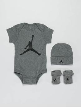 Jordan Body Jumpman Creeper gray