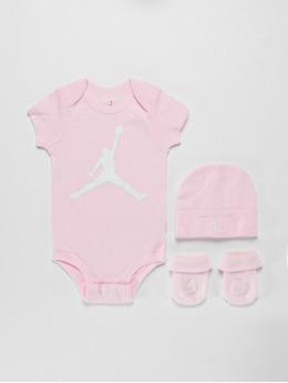 Jordan Body Jumpman Creeper pink