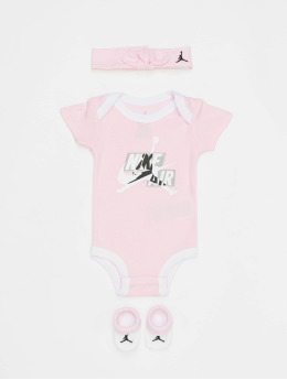 Jordan Body Jumpman Classics III růžový