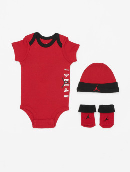 Jordan Body Air 3 Pieces red