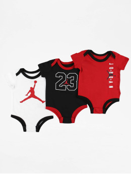 Jordan Body 3-Pack HBR  röd