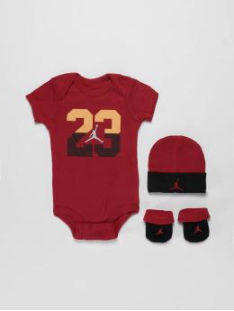 Jordan Body 23 Jumpman Creeper rosso