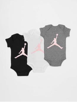 Jordan Body 3-Pack Jumpman vaaleanpunainen