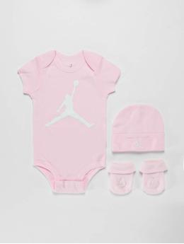 Jordan Bodystocking Jumpman  pink