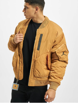 Jordan Bomber jacket MA-1 brown