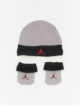 Jordan Bonnet Basic Jordan gris