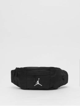 Jordan Borsa Air Jordan Crossbody Waist nero