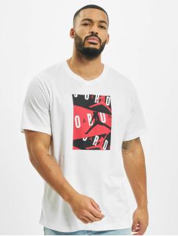 Jordan Camiseta Air SS Crew blanco