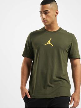Jordan Camiseta Jumpman Defect SS Crew caqui