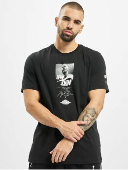 Jordan Camiseta SS CTN The Man Crew negro
