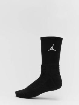 Jordan Chaussettes de sport Jordan Flight Crew noir