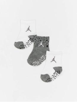 Jordan Chaussettes Cement  gris