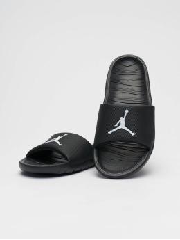 Jordan Claquettes & Sandales Break Slide noir