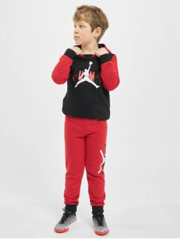 Jordan Collegepuvut Jumpman Sideline  punainen