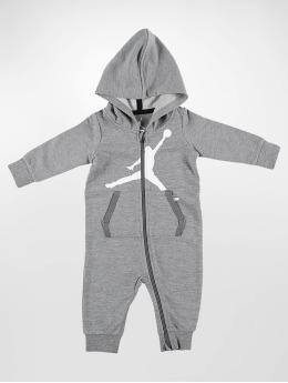 Jordan Combinaison & Combishort HBR Jumpman Hooded gris