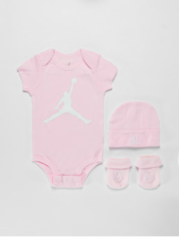 Jordan Diverse Jumpman Creeper pink