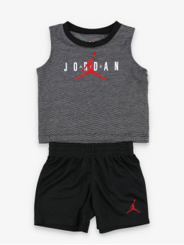Jordan Dresser Half Court Muscle & Short svart