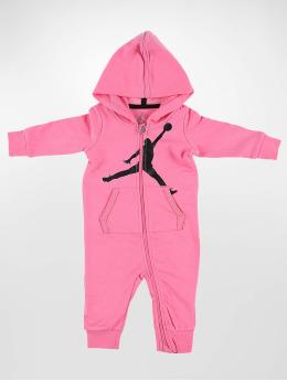 Jordan Haalarit ja jumpsuitit HBR Jumpman Hooded  vaaleanpunainen
