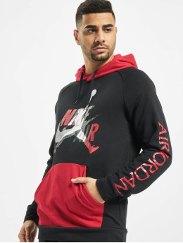 Jordan Hoodie Jumpman Classics Fleece black
