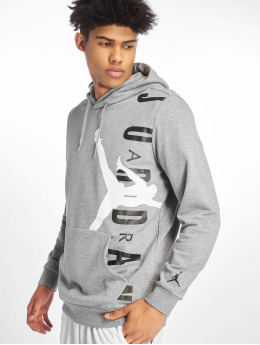 Jordan Hoodie Jumpman Air Lightweight gray