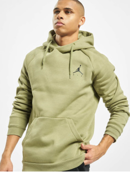 Jordan Hoodie Jumpman Fleece green